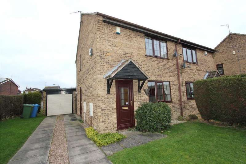2 Bedrooms Semi Detached House for sale in Retford, Nottinghamshire