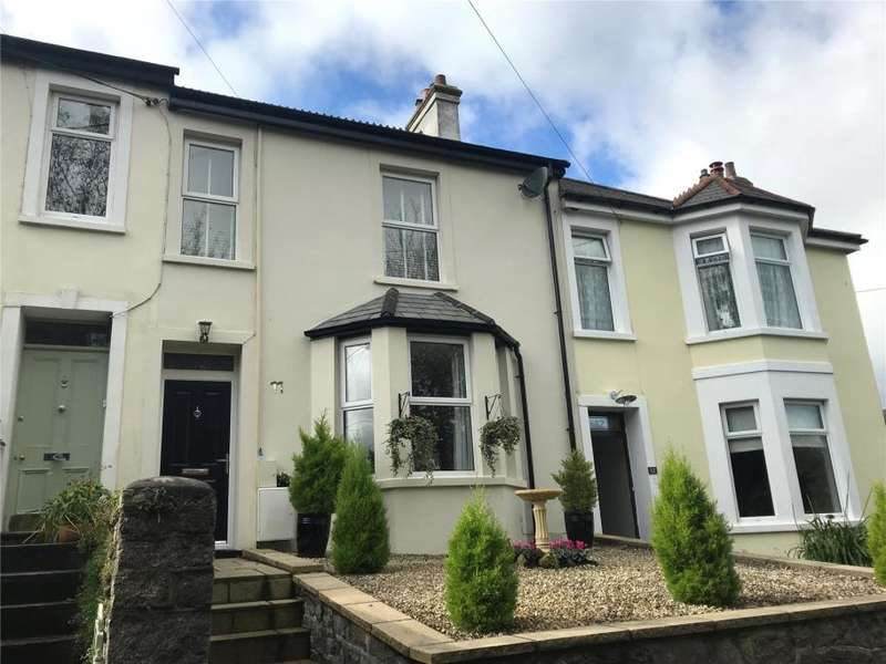 3 Bedrooms Terraced House for sale in Barras Cross, Liskeard, Cornwall