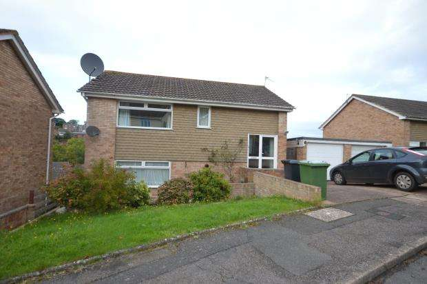 4 Bedrooms Detached House for sale in Mayflower Avenue, Pennsylvania, Exeter, Devon