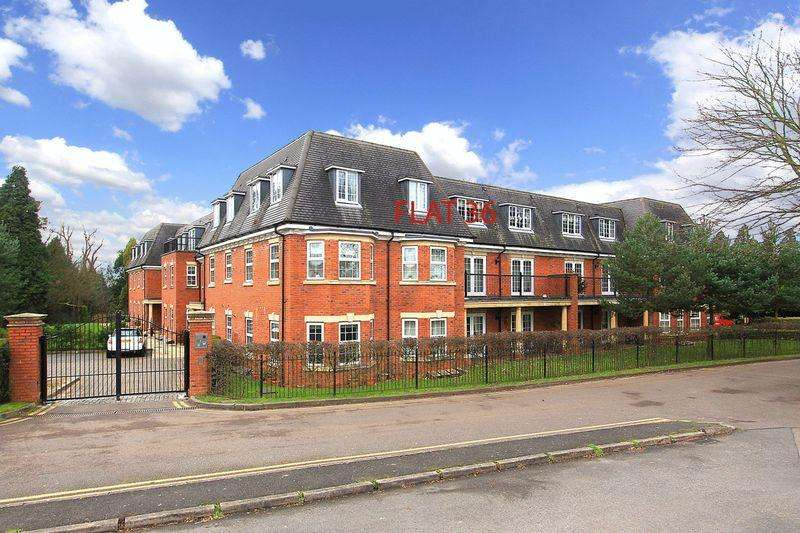 1 Bedroom Apartment Flat for sale in CASTLECROFT, Castlecroft Road