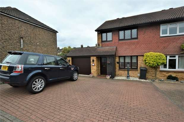 3 Bedrooms Semi Detached House for sale in Anthony Road, London