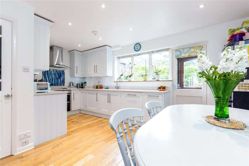 4 Bedrooms Terraced House for sale in Collins Lane, Hursley, Winchester, Hampshire, SO21