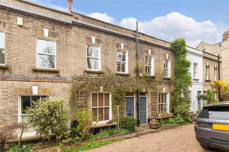 4 Bedrooms Terraced House for sale in Wildwood Grove, Hampstead, London