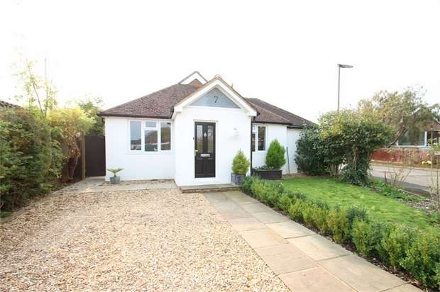 3 Bedrooms Detached House for sale in Rydes Hill Crescent, GUILDFORD, Surrey