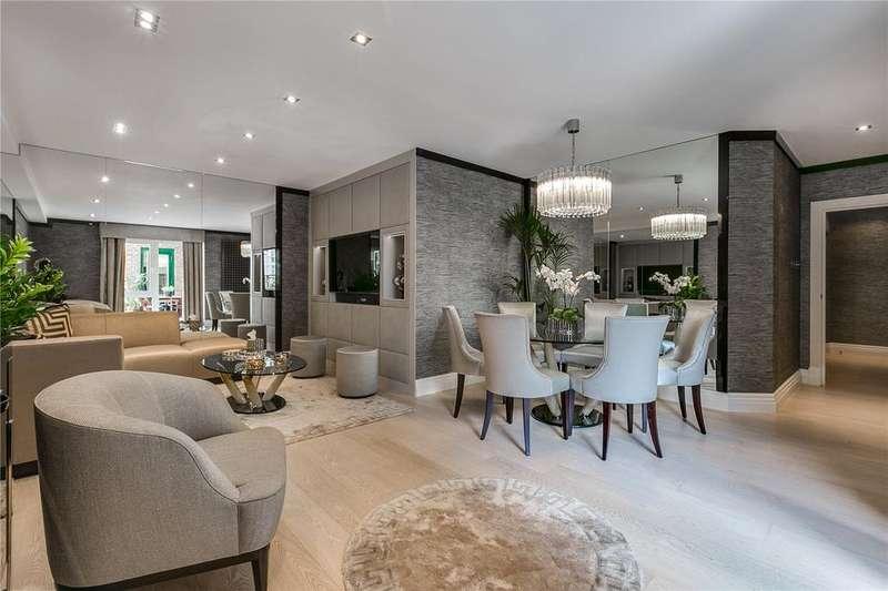 2 Bedrooms Flat for sale in Beckford Close, Warwick Road, Kensington, London