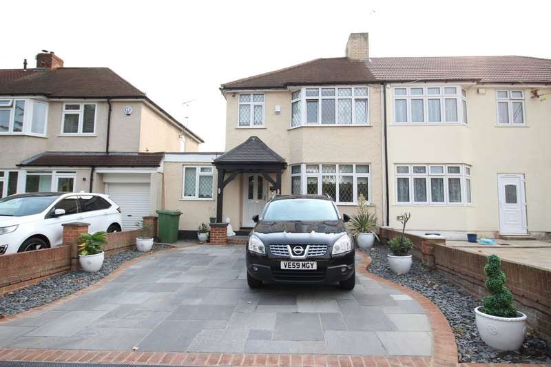 4 Bedrooms Semi Detached House for sale in College Road, Swanley, BR8
