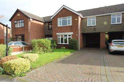 3 Bedrooms Link Detached House for sale in Lausanne Road, Bramhall