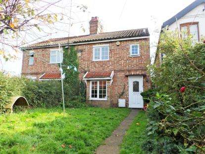 2 Bedrooms Semi Detached House for sale in Watton, Thetford, Norfolk