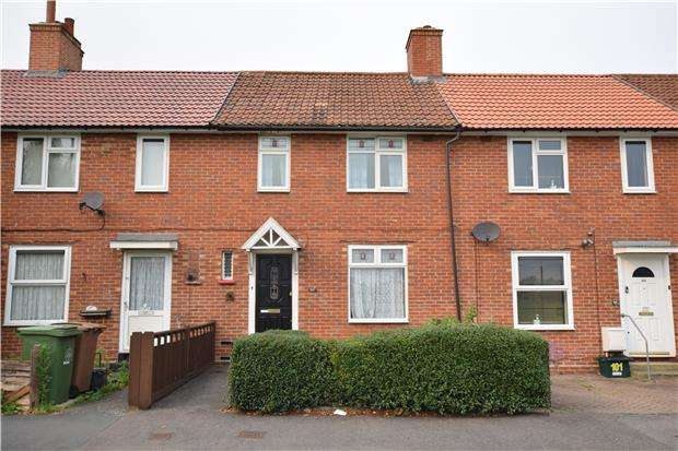 2 Bedrooms Terraced House for sale in Robertsbridge Road, Carshalton, Surrey, SM5 1BY