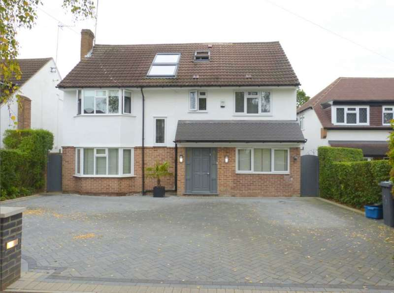 5 Bedrooms Detached House for sale in Bishops Avenue, Elstree