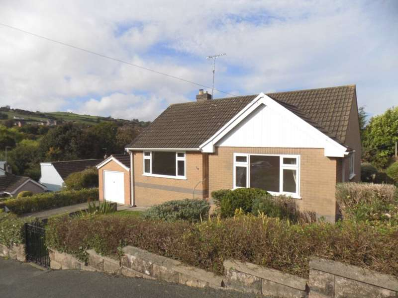 3 Bedrooms Detached Bungalow for sale in Hillside Court, Holywell, Flintshire, CH8 7PJ.