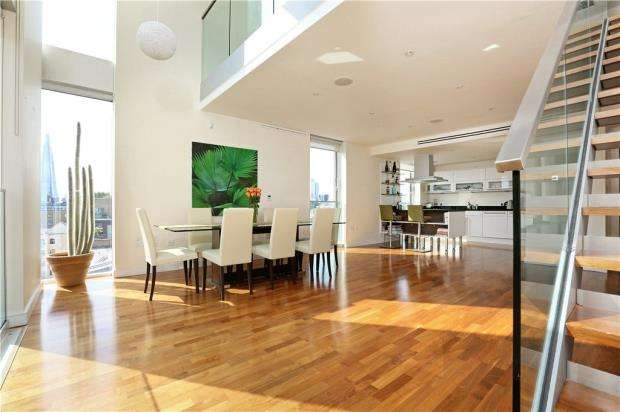 2 Bedrooms House for sale in Luna House, 37 Bermondsey Wall West, London