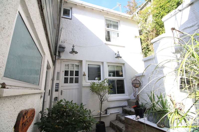 1 Bedroom Cottage House for sale in East Looe