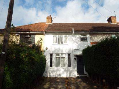 3 Bedrooms Terraced House for sale in Pool Farm Road, Birmingham