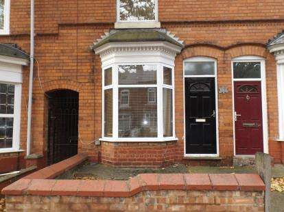 2 Bedrooms Terraced House for sale in Pretoria Road, Bordesley Green, Birmingham, West Midlands