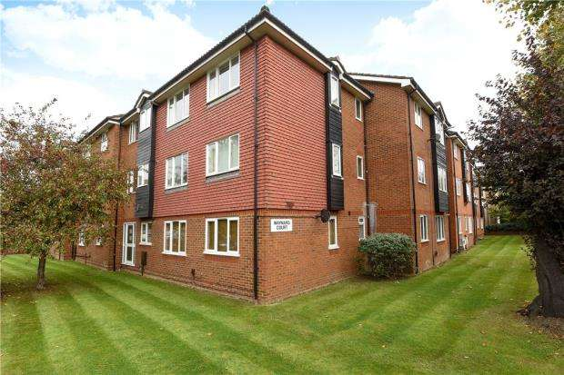 1 Bedroom Apartment Flat for sale in Maynard Court, Rosefield Road, Staines-upon-Thames