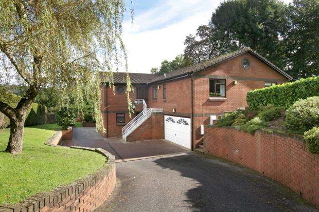 4 Bedrooms Detached Bungalow for sale in Sidmount Gardens, Sidmouth, Devon