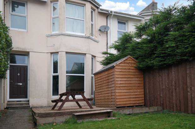 4 Bedrooms Terraced House for sale in St Marychurch Road, Plainmoor, Torquay, Devon