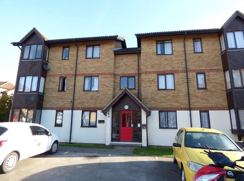1 Bedroom Flat for sale in Redwood Grove, Bedford, MK42 9NW