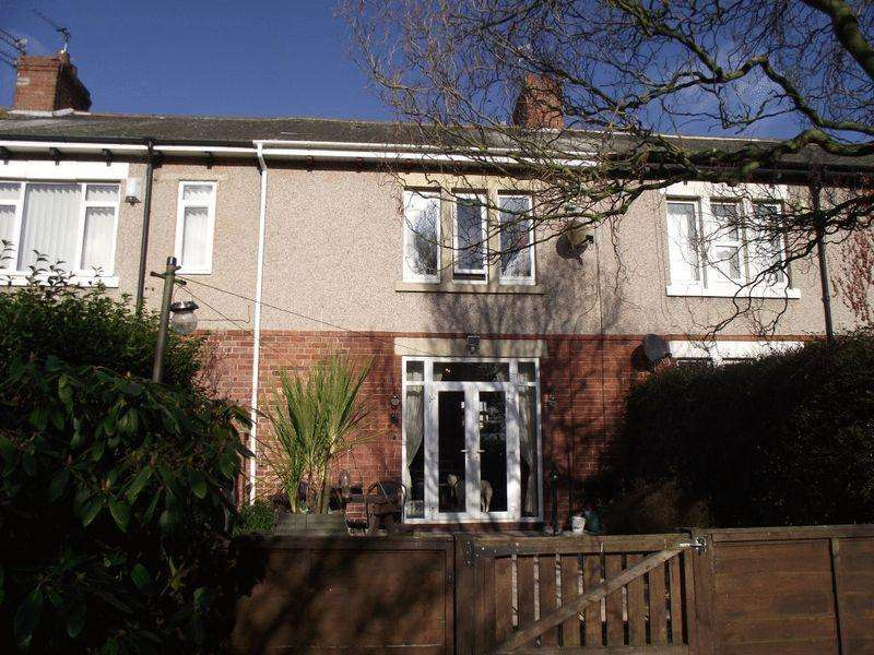 4 Bedrooms Terraced House for sale in Langwell Crescent, Ashington, Four Bedroom Terraced House