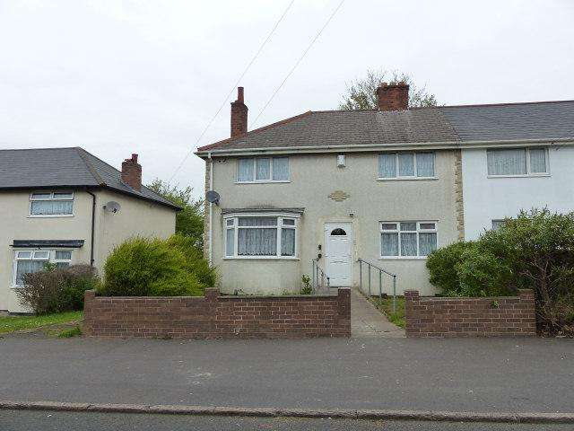 3 Bedrooms End Of Terrace House for sale in Coniston Road,Erdington,Birmingham