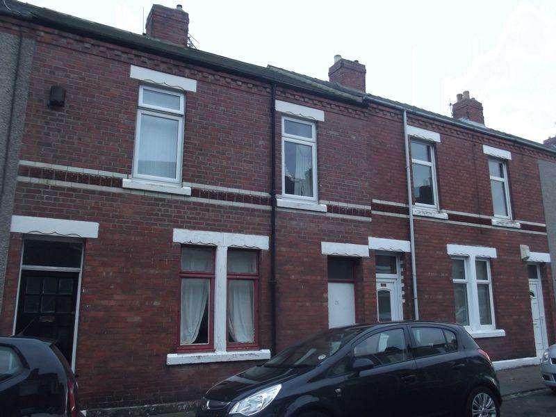 1 Bedroom Flat for sale in Sidney Street, Blyth