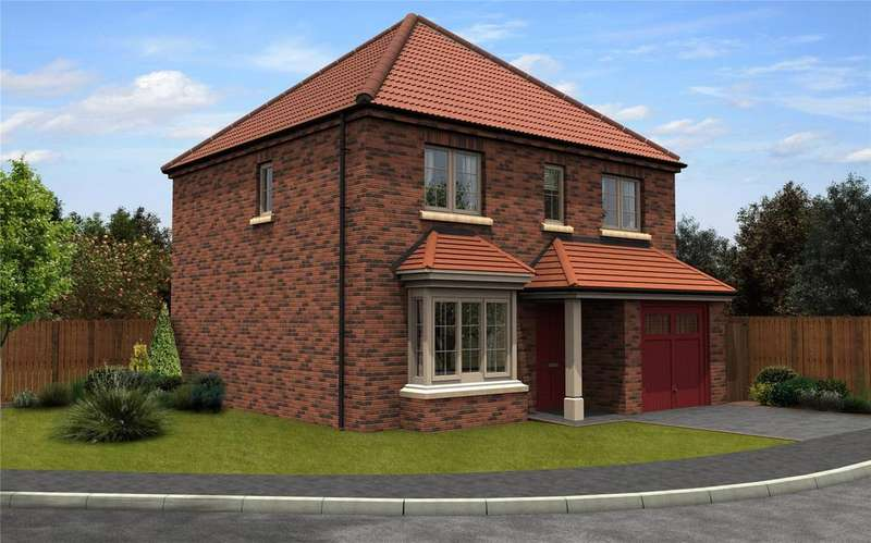 4 Bedrooms Detached House for sale in The Steeples, Heckington, NG34