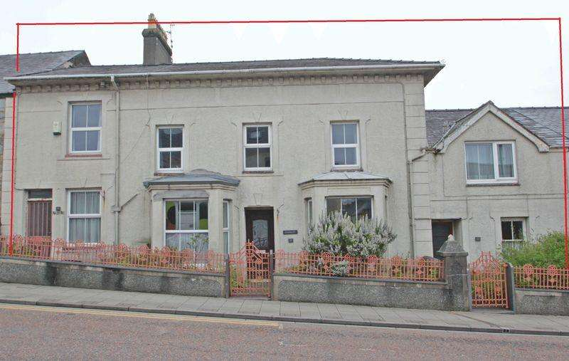 5 Bedrooms Terraced House for sale in Penygroes, Gwynedd.