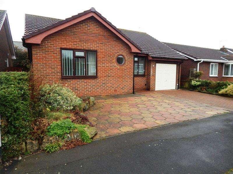 2 Bedrooms Bungalow for sale in Park Farm Villas, Blyth