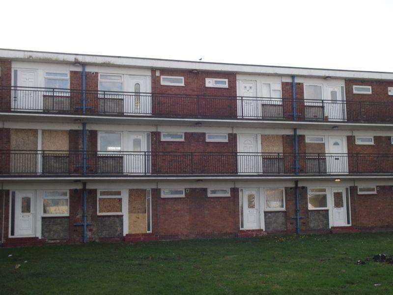 1 Bedroom Flat for rent in Riversdale House, Choppington - One Bedroom Second Floor Flat