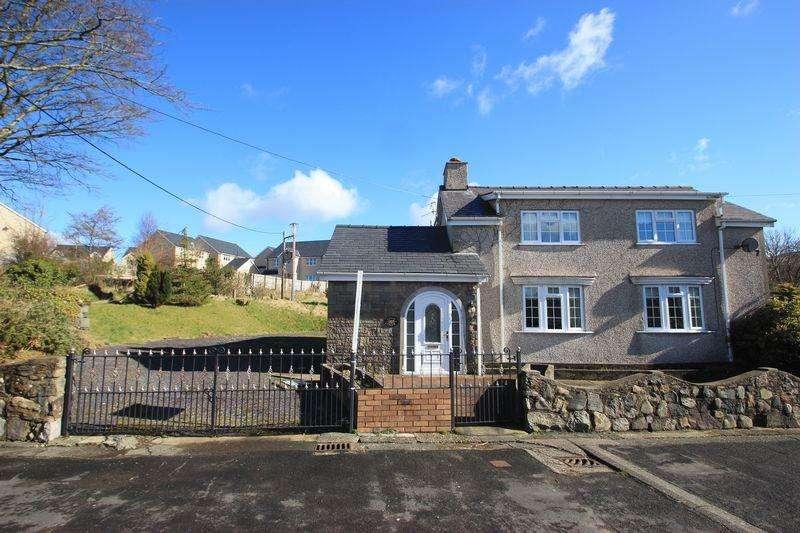 3 Bedrooms Detached House for sale in Waunfawr, Gwynedd