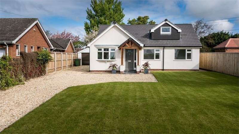 5 Bedrooms Detached Bungalow for sale in Valhala Beverley Road, Walkington, East Riding of Yorkshire