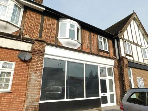 2 Bedrooms Flat for sale in Malden Way, New Malden