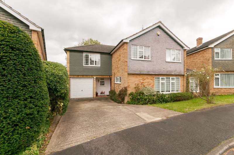 5 Bedrooms Detached House for sale in Belmont Drive, Maidenhead, Berkshire, SL6