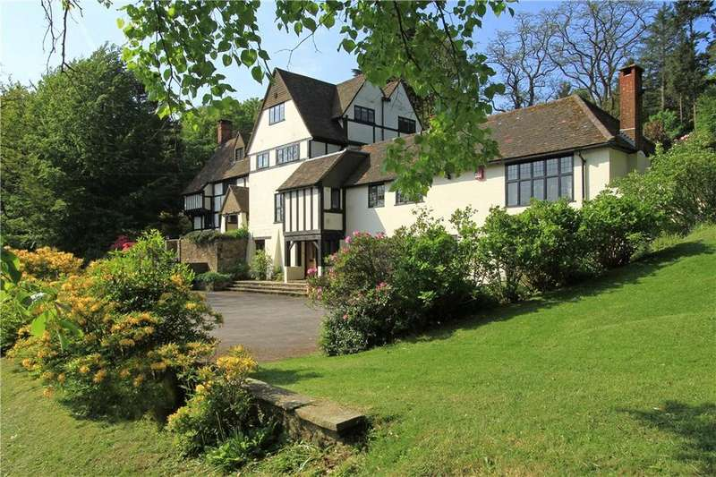 6 Bedrooms Detached House for sale in Haslemere, Surrey, GU27