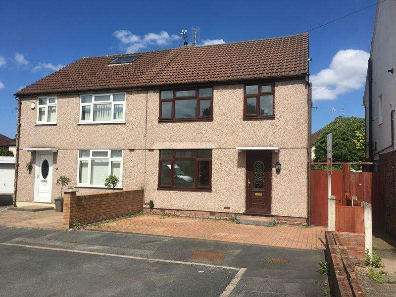 3 Bedrooms Semi Detached House for sale in Maxwell Close, Whitby