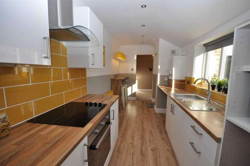 2 Bedrooms Cottage House for sale in Edwin Street, Pallion, Sunderland