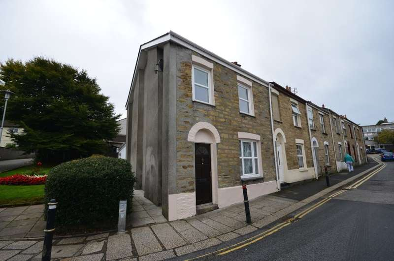 2 Bedrooms End Of Terrace House for sale in Truro