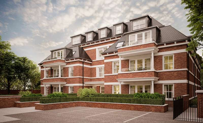 3 Bedrooms Flat for sale in Eastbury Avenue, Northwood, Middlesex