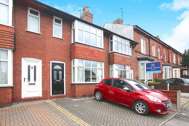 2 Bedrooms Terraced House for sale in Longshut Lane West, Stockport, SK2