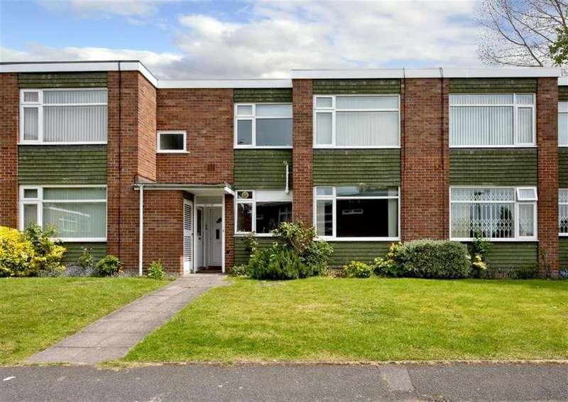 2 Bedrooms Apartment Flat for sale in 51, Shenstone Court, Off Coalway Road, Wolverhampton, West Midlands, WV3
