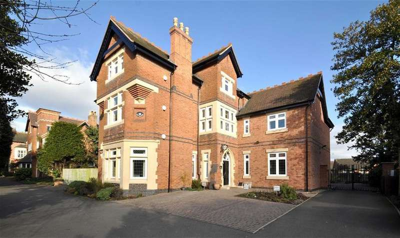 2 Bedrooms Apartment Flat for sale in 18d Southgate, Stockwell Road, Tettenhall, Wolverhampton, West Midlands, WV6