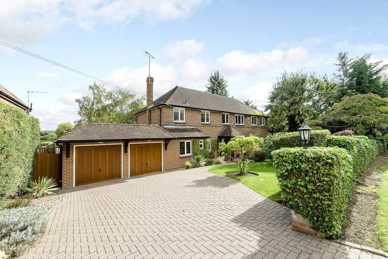 4 Bedrooms Detached House for sale in Russell Road, Moor Park