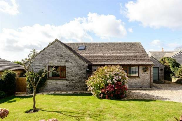 4 Bedrooms Detached Bungalow for sale in Newfoundland Close, Worth Matravers, Swanage, Dorset