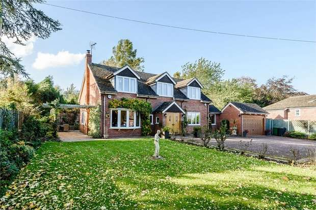 5 Bedrooms Detached House for sale in Kemberton, Shifnal, Shropshire