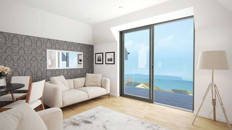 2 Bedrooms Town House for sale in Warren Edge Road, Southbourne, Bournemouth