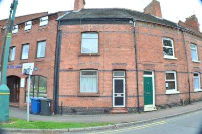2 Bedrooms Terraced House for sale in Stowe Street, Lichfield, Staffordshire