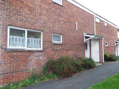 3 Bedrooms End Of Terrace House for sale in Treville Close, Winyates, Redditch, Worcs