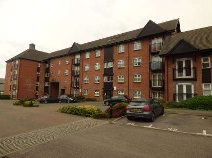 2 Bedrooms Flat for sale in West Dock, The Wharf, Leighton Buzzard, Bedfordshire