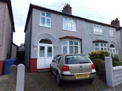 3 Bedrooms Semi Detached House for sale in Oulton Road, Childwall, Liverpool, Merseyside, L16